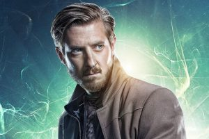 Arthur Darvill wants to play Dumbledore in 'Fantastic Beasts'