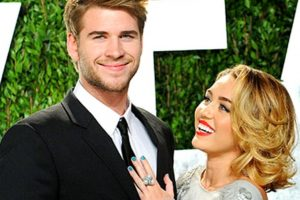 Liam Hemsworth gets Miley Cyrus a huge ring for 24th birthday