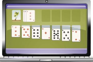 Play Microsoft's solitaire on your smartphone