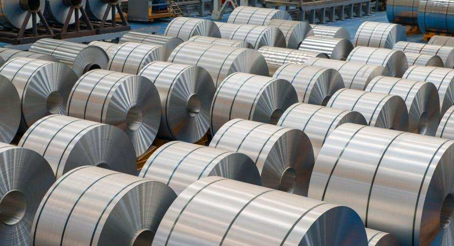 Buoyed by the Central government's continued focus on infrastructure projects, India's steel demand is expected grow by about 7 per cent during the current fiscal, experts said on Tuesday.