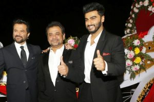 Mother will be happiest person: Anil on sharing 'Extra Innings' with Arjun
