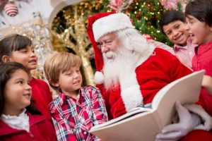 Lying to kids about Santa Claus may be damaging