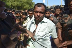 Dhaka summons Myanmar envoy over Rohingya influx