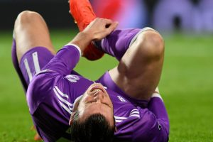 Real Madrid star Gareth Bale out for four weeks
