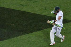 3rd Test: Du Plessis' unbeaten ton lights Adelaide