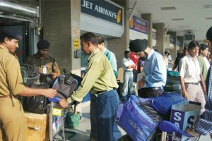 Home Ministry alerts airports against cash transfer