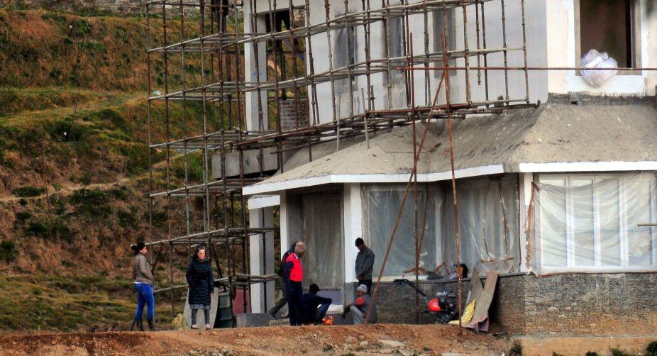 Sonia Gandhi inspects Priyanka Vadra's house in Shimla - The Statesman