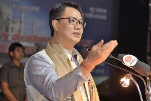 Dieticians to look into quality of food for troops: Rijiju