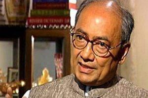 Modi enjoying majority gained by Atal-Advani efforts: Digvijay