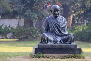 Gandhi's Clean India