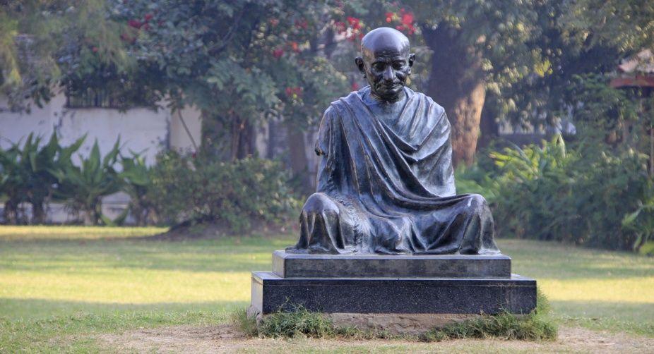 Gandhi's Clean India - The Statesman