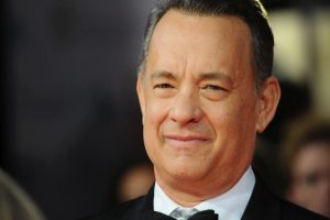 Tom Hanks gifts typewriter to a fan