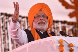 Pak damaging itself by fighting against India: PM