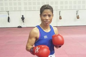 Mary Kom leads gold rush as Indian bag  seven yellow medals