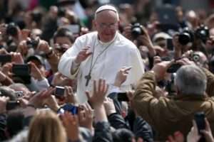 God wants freedom and respect for women, says Pope