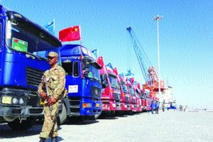Pakistan's road to China