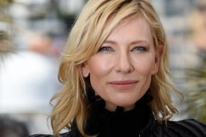 Cate Blanchett gave taxi driver her perfume