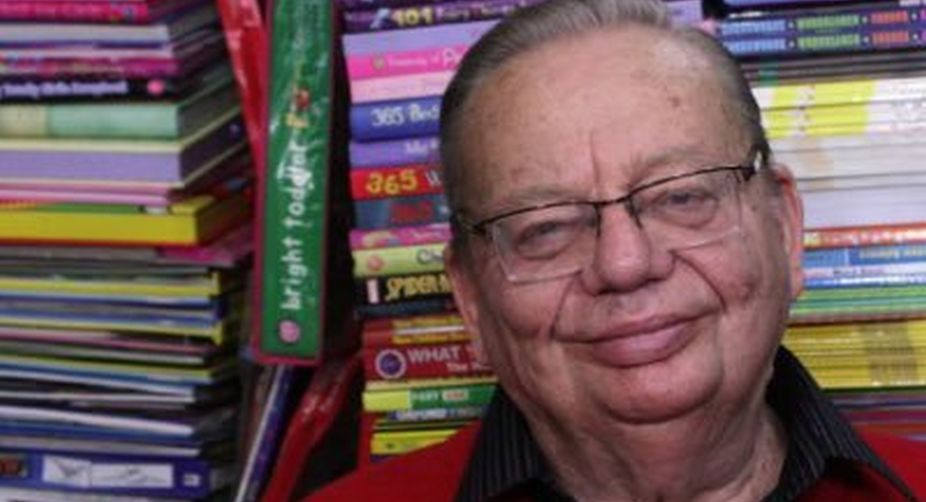 Ruskin Bond conferred Lifetime Achievement Award