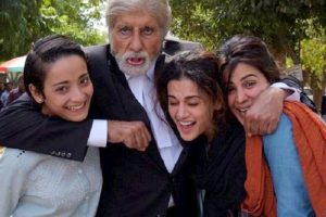 Amitabh Bachchan's 'Pink' to be screened at UN