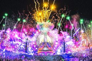 Electrifying carnival