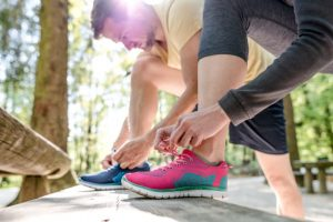 Why minimal footwear is better for jogging