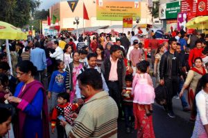 Glimpses from the IITF