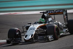Force India seals historic 4th place finish at Abu Dhabi GP
