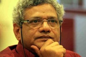 Is Centrebuying bullets from Krishi Kalyan cess, asks CPI (M)