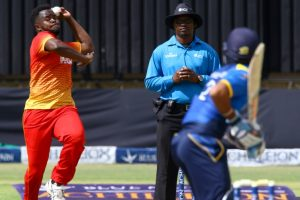 Sri Lanka beat Zimbabwe by 6 wickets in tri-series final