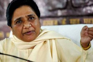 BJP trying to end quotas: Mayawati