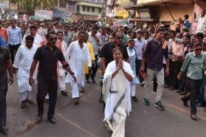 Civil society, commoners join Mamata in massive protest rally