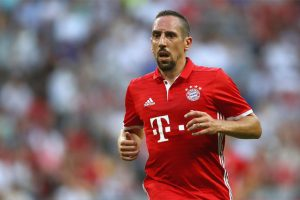 Franck Ribery pens contract extension with Bayern Munich
