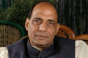 Govt to seal borders to check infiltration, says Rajnath Singh