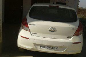 Nabha jailbreak: Another abandoned car found
