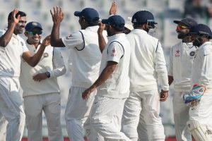Mohali Test: Ashwin rules Day 3, England trails India by 56 runs