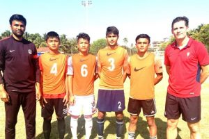 India's U-17 coach scouts four boys ahead of World Cup