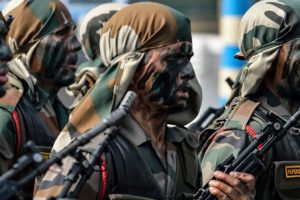 BSF foils border infiltration bid in J&K