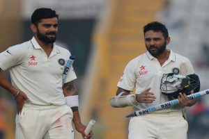 Mohali Test: India rout England by 8-wickets to lead series 2-0