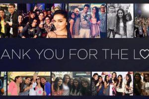 Shraddha Kapoor dedicates special something for fans