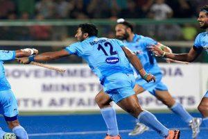 Hockey: Yousuf nets a double as India defeat Australia 3-2