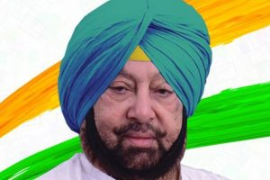 Amarinder plays smart to connect with youths