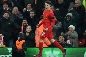 EFL Cup: Liverpool ease past Leeds United