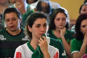 Football world mourns as plane crash kills Brazilian players