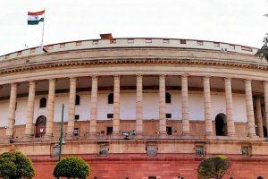 Rajya Sabha adjourned for the day