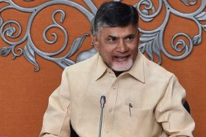 Cash crisis will hopefully end by January 2017: Chandrababu