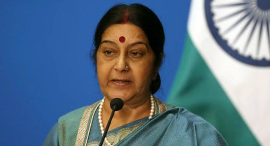 Palestinian refugees, Indian aid, UNRWA, External Affairs Ministry, Sushma Swaraj