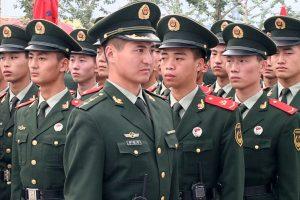Chinese Army increases presence near Myanmar border