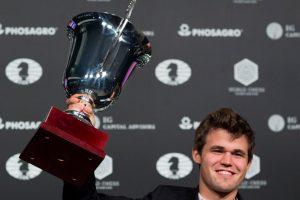 Norwegian Carlsen wins third World Chess Championship