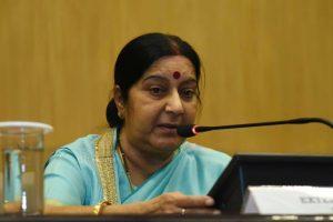 Sushma Swaraj seeks report on Indian stranded in UAE