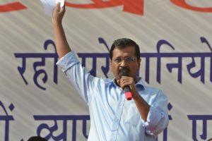 Kejriwal urges UP to vote against BJP
